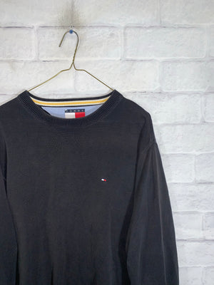 Blue Tommy Hilfiger Longsleeve Sweater