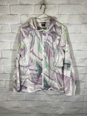 Joe fresh nature windbreaker jacket SZ womens Large