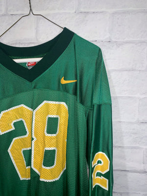 Nike Team football oregon University colours in great condition