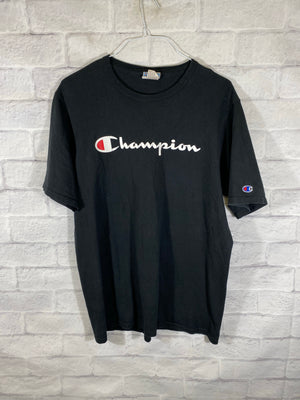 Champion spellout tshirt SZ mens XL