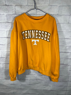 Tennessee university fleece cruneck sweater