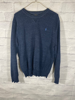 Polo Ralph Lauren crewneck sweater SZ mens Large