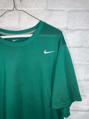 Green Nike Dri-Fit T-Shirt