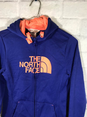 The North Face fullzip sweater jacket SZ womens small