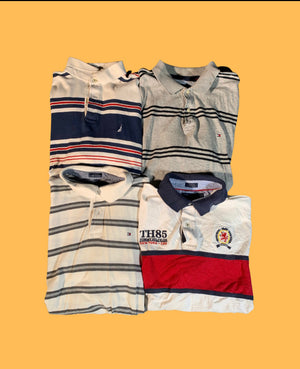 Polo golf shirt Bundle Package Size Large/XL - 20 Pieces