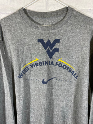 Nike West Virginia Mid check sweatshirt