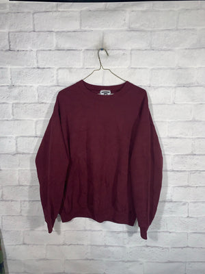 Vintage Red Lee Longsleeve Sweater