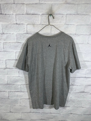 Grey Nike Air Graphic T-Shirt