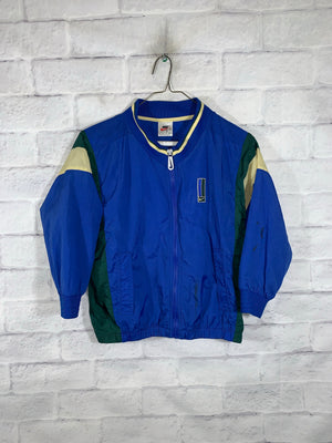 Blue Nike Court Challenge Full Zip Light Jacket
