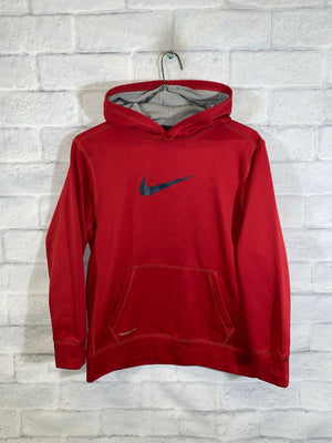 Red Nike Longsleeve Sweater