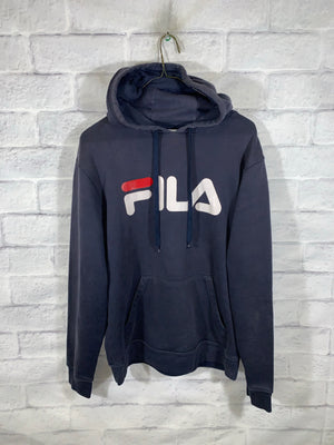Navy Blue FILA Longsleeve Sweater