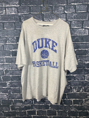 Blue University of Duke Graphic T-Shirt