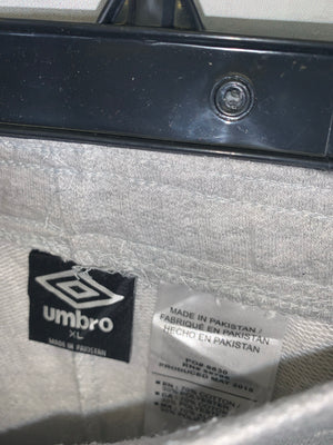Vintage Grey Umbro Sweatpants