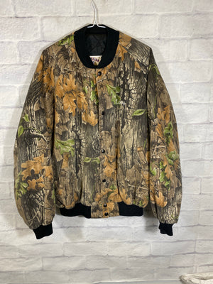 Woodland Outdoors bomber jacker