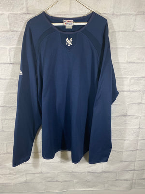 New York Yankees sweater SZ mens XL