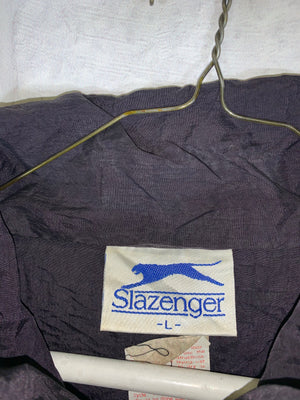 Vintage Slazenger Full Zip Light Jacket