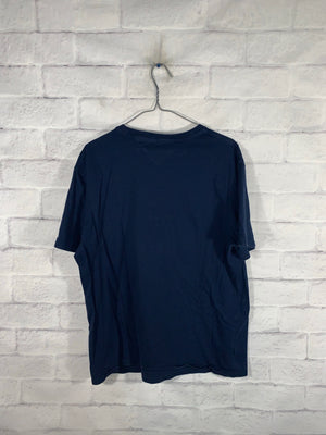 Blue Tommy Hilfiger Graphic T-Shirt