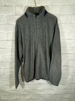 Nautica Halfzip sweater SZ mens medium