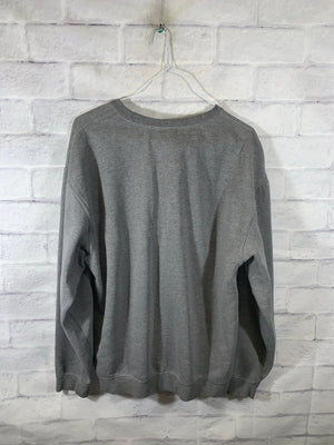 Grey LRG Longsleeve Graphic Sweater Crewneck