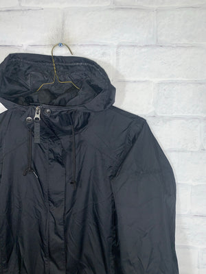 Vintage Black Columbia Sportswear Full Zip Jacket