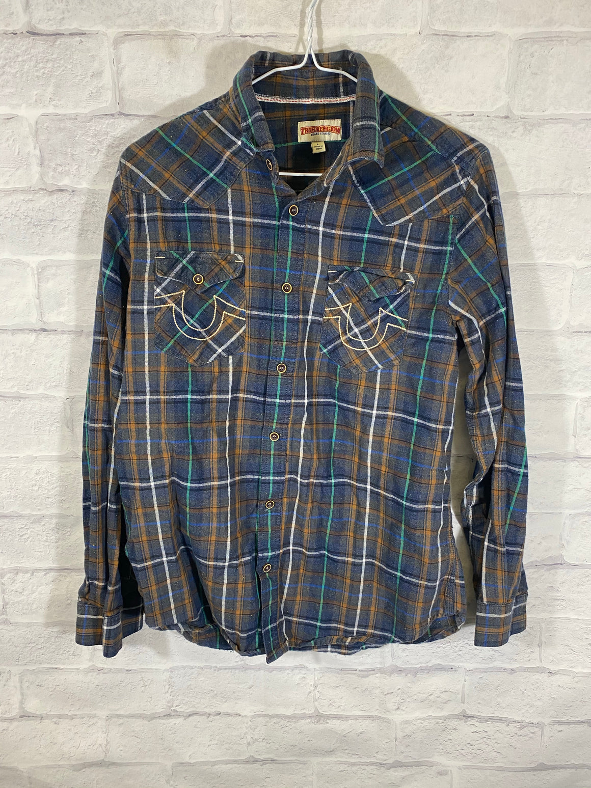 Superdry button down shirt