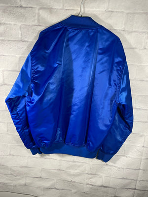 Game Stain bomber jacket SZ mens Large