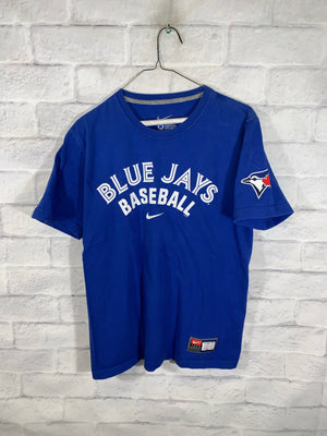 Blue MLB Toronto Blue Jays Graphic T-Shirt