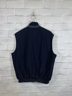 Vintage Blue Gear For Sport Full Zip Vest