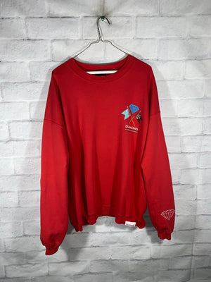 Diamond Supply crewneck sweater SZ mens XL