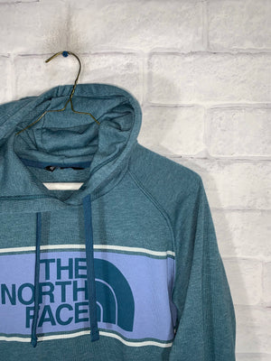 The North Face sweater hoodie SZ womens small