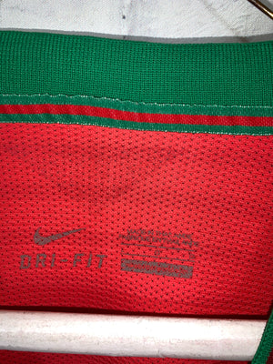 Nike Portugal Football jersey SZ mens Large