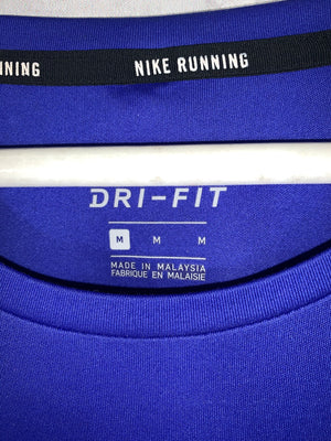 Blue Nike Graphic T-Shirt