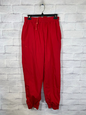 Vintage Red Puma Sweatpants