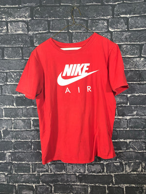 Red Nike Graphic T-Shirt
