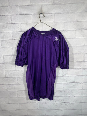 Purple Reebok Sports Jersey