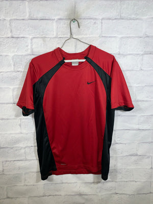 Red Nike Sports Jersey