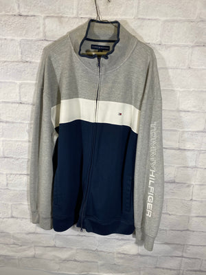 Tommy Hilfiger fullzip spellout track jacket