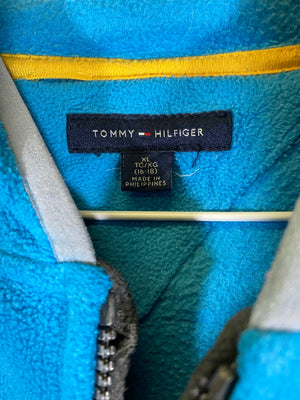 Tommy Hilfiger spellout sweater SZ womens small