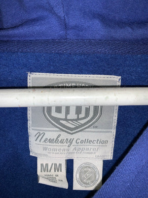 Blue NHL Toronto Maple Leafs Longsleeve Sweater