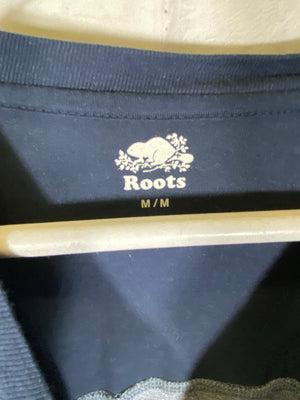 Roots longsleeve sweatshirt SZ mens medium