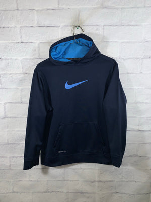 Nike check therma fit hoodie sweater