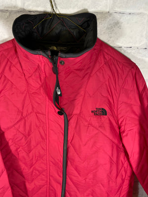 The North Face fullzip winter puffer jacket