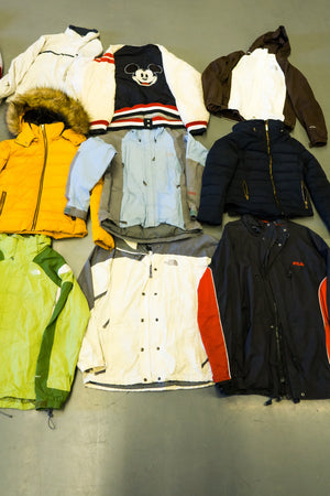 Assorted Jacket Package - 15 Pieces