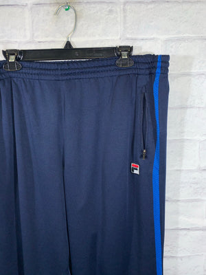 Blue FILA Sweatpants