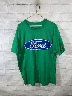 Green Ford Graphic T-Shirt