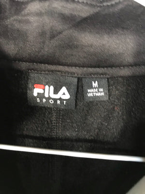 Fila sport fullzip track jacket SZ womens medium