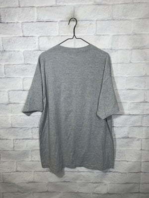 Grey Nike Graphic T-Shirt