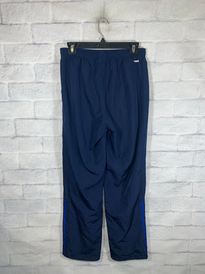 Blue Adidas Sweatpants