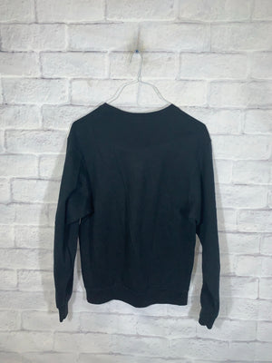 Vintage Black California Longsleeve Sweater