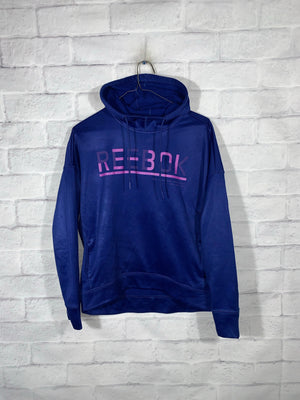 Blue Reebok Longsleeve Sweater